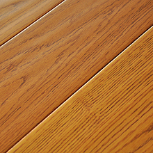 Wholesale AB grade Lacquered Solid Oak Wood Flooring