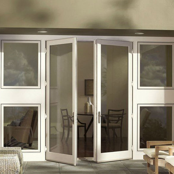 Powder Coated Aluminum Commercial Glass Door Hinges